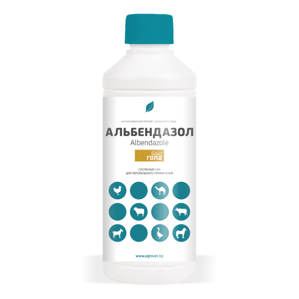 Альбендозол 1л